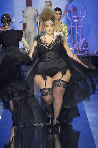 Gaultier Model Size 20